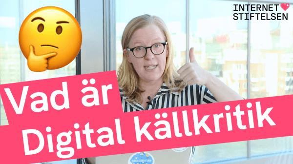 Kristina Alexanderson, ansvarig för Internetstiftelsens skolsatsningar
