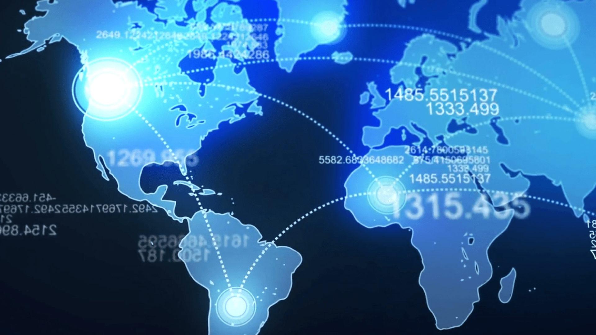 karta med noder