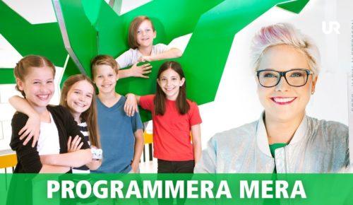 Karin Nygårds med barn